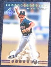1999 Private Stock Dennis Eckersley #85 Red Sox
