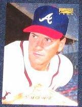 1996 Pinnacle Tom Glavine #230 Braves
