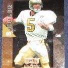 1998 Playoff Momentum Heath Shuler #143 Saints