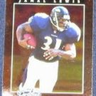 2001 Leaf Certified Materials Jamal Lewis #41 Ravens