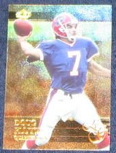 2000 Collectors Edge Doug Flutie #122 Bills