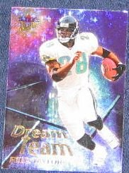 2000 Ultra Dream Team Fred Taylor #9 Jaguar