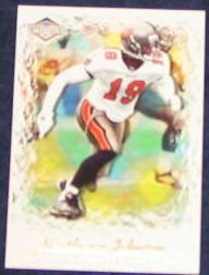 2001 Pacific Impressions Keyshawn Johnson #134