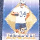 2002 Donruss Rated Rookie Lamar Gordon #220