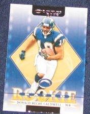 2002 Donruss Rated Rookie Donald Reche Caldwell #246