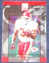 2002 Donruss Elite Priest Holmes #24 Chiefs