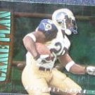 2000 R&S Game Plan Marshall Faulk #'d 734/2000 Rams