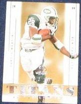 2002 Sp Legendary Cuts Curtis Martin #'d345/1500 Jets