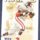 2000 Fleer Dominion Rookie Ron Dayne #201