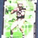 2001 Score Millennium Men Drew Brees #'d 698/1000
