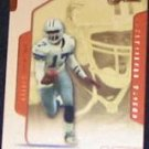 2002 Flair Quincy Carter #15 Cowboys