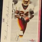 2001 Fleer Genuine Champ Bailey #124 Redskins