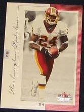 2001 Fleer Genuine Champ Bailey #124 Redskins