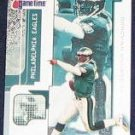 2001 Fleer Game Time Donovan McNabb #1 Eagles