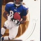 2000 Upper Deck Ovation Quadry Ismail #5 Ravens