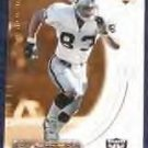 2000 Upper Deck Ovation Rickey Dudley #42 Raiders