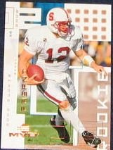 2002 Upper Deck MVP Rookie Randy Fasani #273