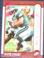 1999 Bowman Duce Staley #111 Eagles