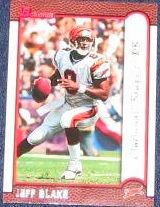 1999 Bowman Jeff Blake #141 Bengals