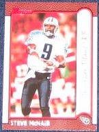 1999 Bowman Steve McNair #62 Titans