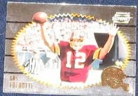 1996 Pinnacle Summitt Gus Frerotte #92 Redskins