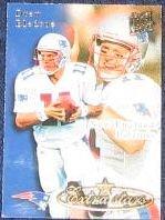 1995 Fleer Ultra Extra Drew Bledsoe #505 Patriots
