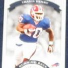 2002 Donruss Classics Travis Henry #51 Bills