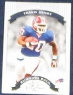2002 Donruss Classics Travis Henry #51 Bills