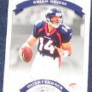 2002 Donruss Classics Brian Griese #57 Broncos
