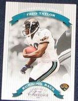 2002 Donruss Classics Fred Taylor #66 Jaguars