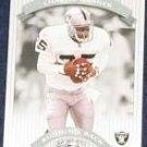 2002 Donruss Classics Charlie Garner #86 Raiders