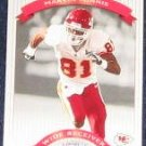2002 Donruss Classics Marvin Minnis #71 Chiefs