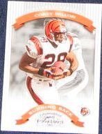 2002 Donruss Classics Corey Dillon #52 Bengals