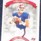 2002 Donruss Classics Rob Johnson #49 Buccaneers