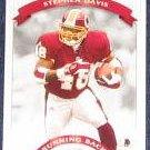 2002 Donruss Classics Stephen Davis #43 Redskins