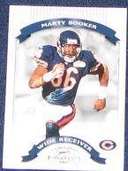 2002 Donruss Classics Marty Booker #11 Bears