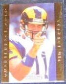 1992 Pro Line Coll Quarterback Gold Jim Everett #6 Rams