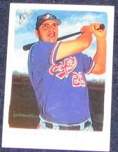 2002 Topps Gallery Valentino Pascucci #168 Expos