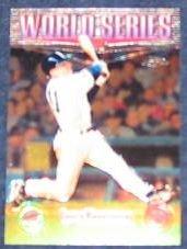 1999 Topps Chrome Chuck Knoblauch #234 Yankees