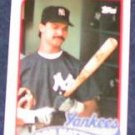 1989 Topps Don Mattingly #700 Yankees