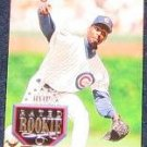 1995 Donruss Rated Rookie Kevin Foster #296 Cubs