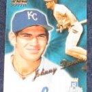 1999 Pacific Aurora Johnny Damon #86 Royals