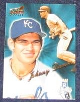 1999 Pacific Aurora Johnny Damon #86 Royals