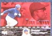 2002 UD POH Tony Gwynn #82 Padres