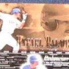 2002 UD POH Rafael Palmeiro #21 Rangers