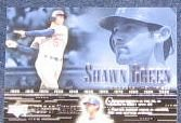 2002 UD POH Shawn Green #66 Dodgers