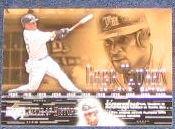 2002 UD POH Greg Vaughn #9 Devil Rays