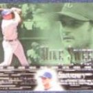 2002 UD POH Mike Sweeny #28 Royals