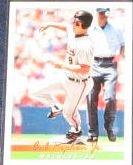 1993 UD Cal Ripken Jr. #585 Orioles