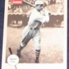 2002 Fleer Greats of the Game Jimmie Foxx #21 Athletics